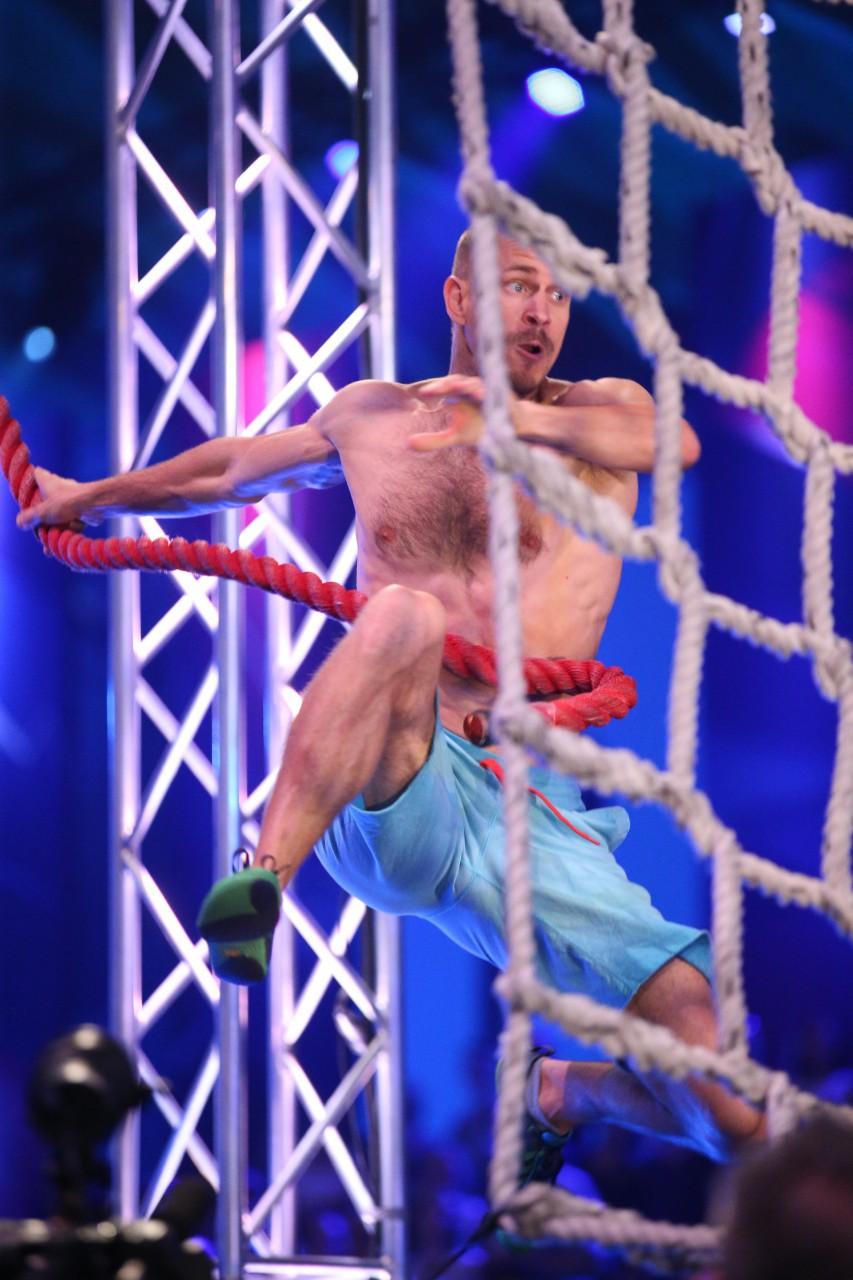 Ninja Warrior Germany 2016 John-Edouard Ehlinger